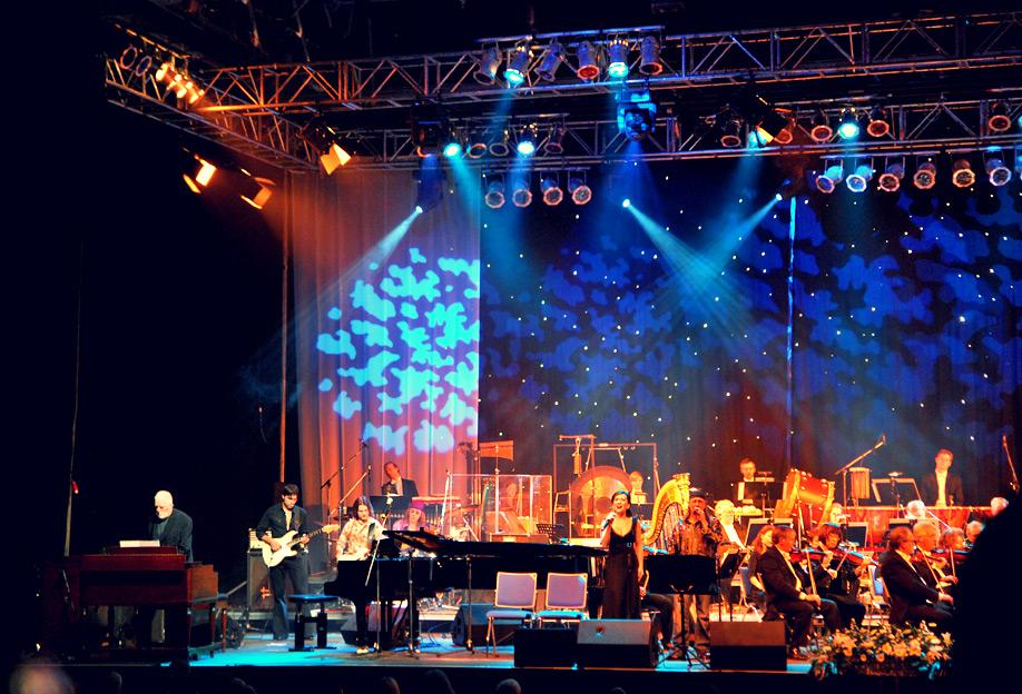 Jon Lord, Philharmonie Südwestfalen und Demon's Eye in der Siegerlandhalle